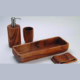 Kinta badkamer accessoires hout Acacia duurzaam fairtrade