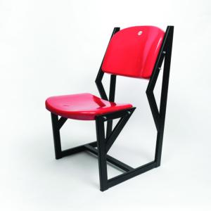 studio hamerhaai stoel Arena gerecycled upcycling