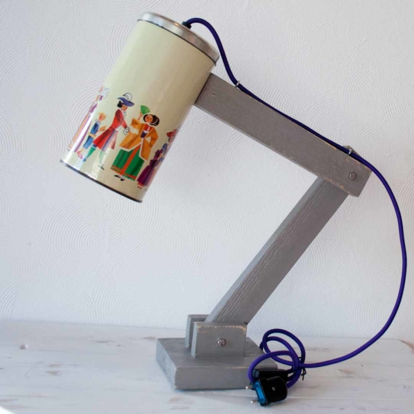 i am recycled lamp vintage lichtblik