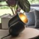 more circular tafellamp archy zwart